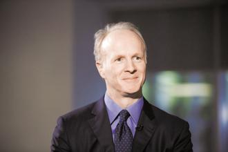 Mark Machin, president and chief executive officer at CPPIB. Photo: Bloomberg
