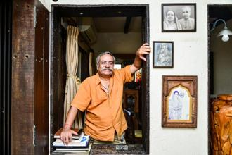 File photo of Piyush Pandey. The Pandey brothers are not only the first Asians to win the award, but are also the first from WPP to be awarded a Lion of St Mark. Photo: Mint