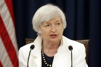 Federal Reserve chairperson Janet Yellen. Photo: AP