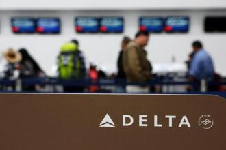 Delta said it now expects operating margin of 11% for the fourth quarter. Photo: Reuters