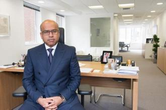 Sanjeev Gupta last year offered to rescue steel plants owned by Tata Steel UK at the height of a steel market crisis. Photo: Shendrew Balendran/Mint