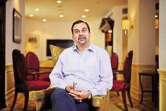 Sanjiv Puri, chief executive officer of ITC. Photo: Pradeep Gaur/Mint