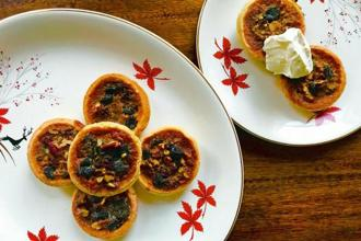 Ecclefechan Tarts have a distinctive Christmassy flavour. Photo: Pamela Timms