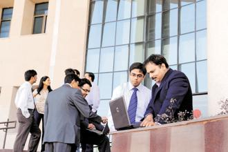 There are over 400 B-schools offering PGDM courses under the purview of AICTE and many of them refuse to refund fee to students looking to cancel their admission. Photo: Mint