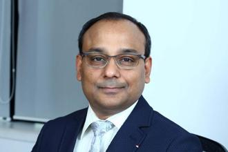 Indiamart does not sell any product directly but provides business leads to companies. Above, Indiamart founder and CEO Dinesh Agarwal. Photo: Wikimedia Commons