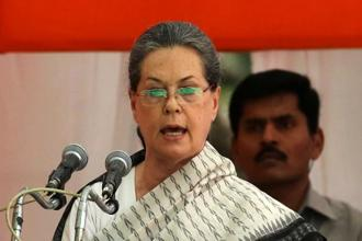 Sonia Gandhi, who became Congress president in 1998, steered the 132-year-old party for 19 years. Photo: Reuters