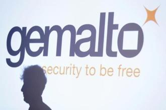 The Thales offer showed that it valued Gemalto, the world's leading chipmaker, at about €4.8 billion. Photo: Reuters