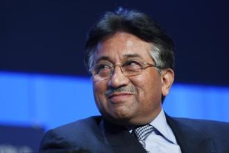 Pervez Musharraf said the two groups have large public support and good people and no one could object if they formed a political party. Photo: Bloomberg