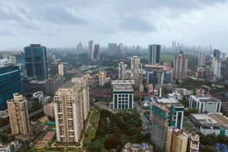 Slow implementation of the new real estate regulation across the country as well as uncertainty over the impact of good and services tax (GST) on home prices have pulled down consumer sentiment in the last one year, said real estate consultants and developers. Photo: Aniruddha Chowdhury/Mint