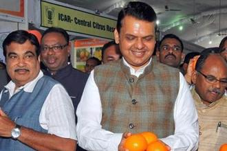 According to Devendra Fadnavis, with Himachal Pradesh, the BJP has won the 19th state in the country. Photo: PTI