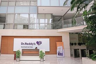 So far in 2017, shares of Dr. Reddy's have plunged 22%, while the benchmark Sensex has gained 26%. Photo: Mint