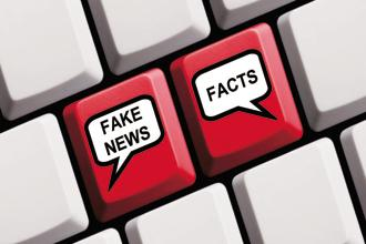 Or, perhaps, fake news is here to stay. A constant thrum of emotional manipulation and tactical disinformation that pervades normal human life. Photo: iStock