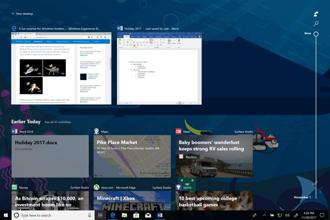 Microsoft formally added Timeline feature to Windows 10.
