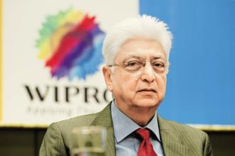 Wipro founder Azim Premji. The share price for the Wipro buyback offer was fixed at Rs320 apiece. Photo: Hemant Mishra/Mint