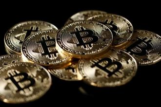 One of the hottest topics amid all the market buzz has been bitcoin's stratospheric ascent, which has seen its price soar about 1600% in 2017.  Photo: Reuters