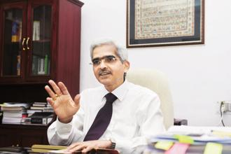 Shaktikanta Das, India's G-20 sherpa and member of the 15th Finance Commission. Photo: Ramesh Pathania/Mint