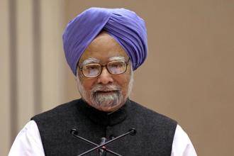'The judgement speaks for itself', said former prime minister Manmohan Singh on the 2G scam verdict pronounced Thursday. Photo: Bloomberg