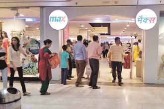 With the omnichannel strategy Max Fashion will be able to cut the shortage of product varieties at physical stores and increase retail conversion rates. Photo: Beenu Arora/Mint
