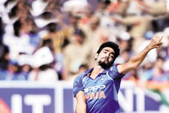 The uncapped Jasprit Bumrah could prove to be an inspired left-field pick. Photo: Senthil Kumar/PTI