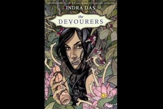 The final artwork for the US version of Indra Das' 'The Devourers'. Courtesy: Chris Panatier