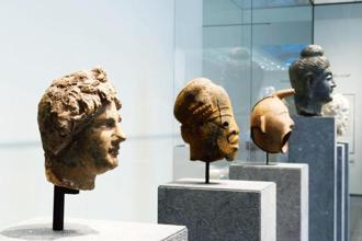 From the Civilisations and Empires gallery at the Louvre Abu Dhabi. Photo Courtesy: Louvre Abu Dhabi