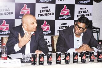 Thums Up Charged is part of the company's strategy to make the home-grown cola drink a billion dollar beverage brand in the next two years.