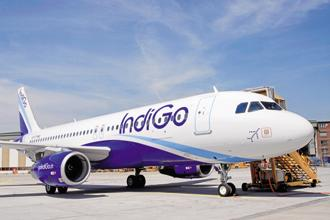 IndiGo currently commands 39.4% share India's aviation market.