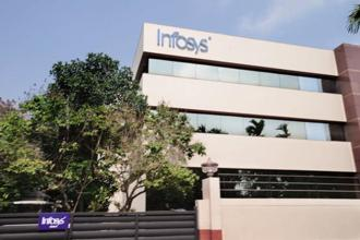 Infosys has filed a settlement application with the capital markets watchdog SEBI to resolve the charges arising out of alleged disclosure lapses on the severance package paid to Bansal (former CFO). Photo: Hemant Mishra/Mint