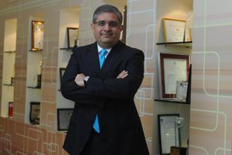 Amitabh Chaudhry, managing director and chief executive officer, HDFC Standard Life Insurance Co. Ltd. Photo: Mint