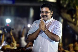 This upset by T.T.V. Dhinakaran—who contested as an independent and beat candidates from AIADMK and DMK, that too by authoritative margins—adds another variable in this potent mix of the Tamil Nadu politics. Photo: Mint