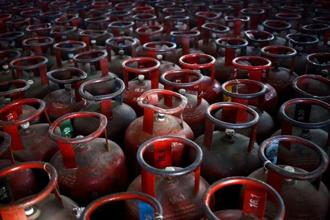 In the first half of the current fiscal, the LPG subsidy given to consumers touched Rs7,500 crore, compared with Rs12,133 crore given in the entire FY2017. Photo: Reuters