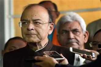 A breach in fiscal deficit target may force finance minister Arun Jaitley to recalibrate his fiscal consolidation road map of achieving a fiscal deficit of 3% of GDP by 2018-19. Photo: PTI