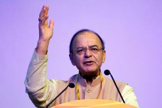 Union finance minister Arun Jaitley may have to recalibrate his fiscal consolidation roadmap of achieving a fiscal deficit of 3% of GDP by 2018-19. Photo: Reuters