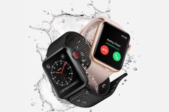Apple's Watch Series 3 looks a lot like its predecessors which makes it compatible with older straps and bands.