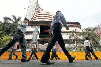 Sensex rose 27.81% in 2017 to end at an all-time high of 34,056.83 points. Photo: Hemant Mishra/Mint