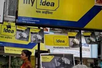 The merger between Vodafone India and Idea Cellular, India's second and third largest mobile operators respectively, is expected to be completed this year. Photo: Bloomberg