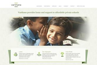 Varthana, set up by Brajesh Mishra and Steve Hardgrave in 2013, supports more than 2,000 schools with 38,000 teachers and 1 million students.