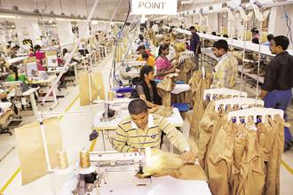 Recent indicators of exports, core sector data and the Manufacturing PMI, indicate an economic recovery is underway. Photo: Mint