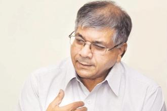 Bharipa Bahujan Mahasangh chief Prakash Ambedkar said CM Fadnavis had agreed to halt police action against protesters. Photo: PTI