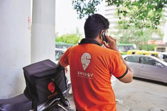 South African Internet group Naspers has emerged as the front runner to lead a $150-200 million investment in Swiggy. Photo: Mint