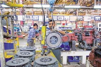 The Indian economy had grown by 6.3% in the September quarter, after slumping to a three-year low of 5.7% GDP growth in the June quarter. Photo: Mint