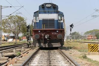 State-run SAIL has always been the sole supplier of rails to the railways. Photo: Hemant Mishra/Mint
