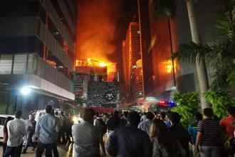 Kamala Mills fire tragedy had left 14 people dead on 29 December. Photo:  PTI