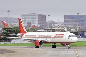The invitation to potential bidders will be submitted to a ministerial group tasked with privatizing Air India. Photo: Abhijit Bhatlekar/Mint