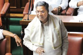 Siddaramaiah said the state's 2018 budget will include a scheme for low-interest loans for fishing communities. Photo: Hemant Mishra/Mint