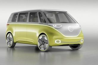 Volkswagen's I.D. Buzz Concept will feature an in-car virtual assistant powered by Nvidia hardware and software.