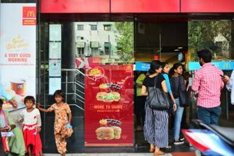 McDonald's challenge to the NCLT order of 13 July is pending in National Company Law Appellate Tribunal. Photo: Priyanka Parashar/Mint