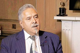Vijay Mallya has been based in the UK since he fled India in March, 2016: Photo: PTI