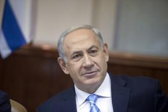 Israel PM Benjamin Netanyahu is on a four-day India visit from Sunday. Photo: AFP