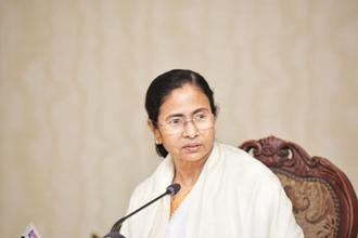 A file photo of West Bengal chief minister Mamata Banerjee. Photo: Indranil Bhoumik/Mint